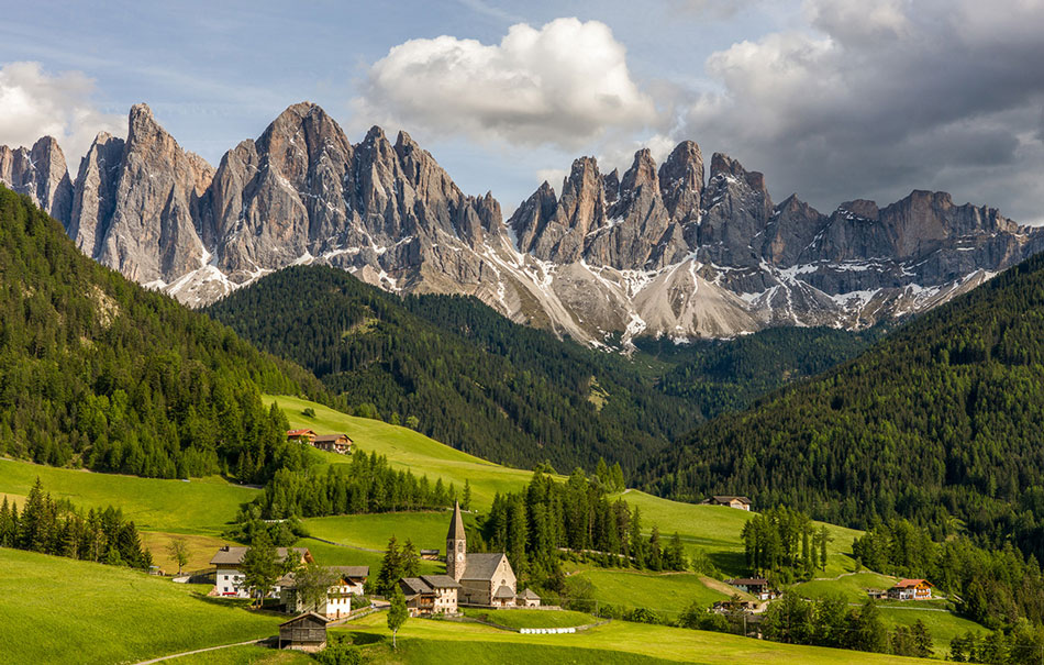 Veneto and the Dolomites