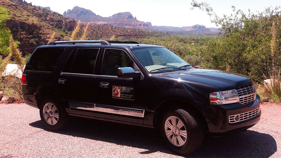 First Class Tours Grand Canyon